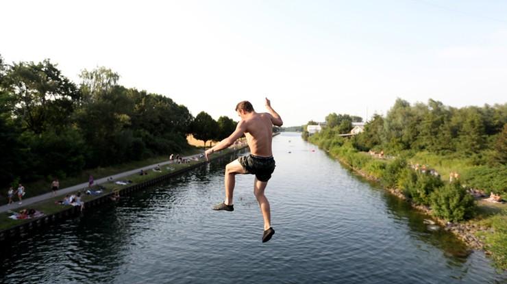 Fala gorąca w Niemczech. Związkowcy apelują o wolne dla robotników