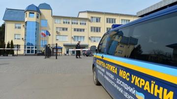 """Polski konsulat na Ukrainie ostrzelany. Nikt nie ucierpiał. """"To atak terrorystyczny"""""""