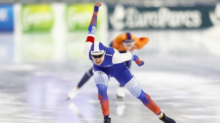 ME w łyżwiarstwie szybkim: Golikowa i Krol prowadzą w wieloboju sprinterskim