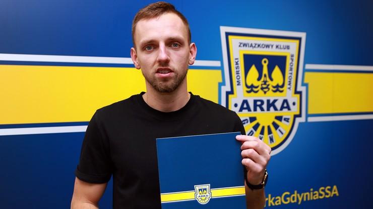 Fortuna 1 Liga: Arka Gdynia stawia na doświadczenie. Kolejny transfer