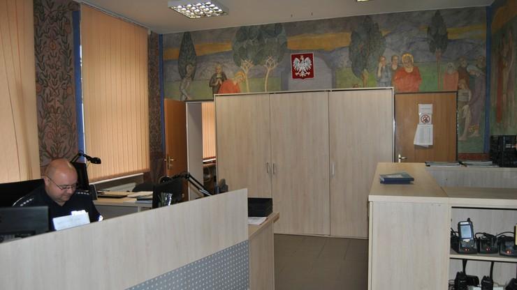 Komisariat ze 100-letnimi freskami. Jedyny taki w Polsce