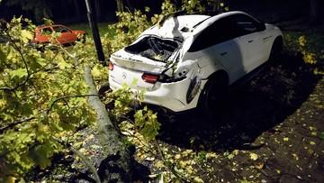 Dwie ofiary śmiertelne orkanu Ksawery, co najmniej 39 rannych