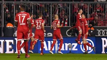"""Bayern górą w hicie! """"Lewy"""" wyrównał rekord Heynckesa"""