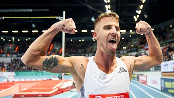 Marcin Lewandowski pobił rekord Polski na 1500 m