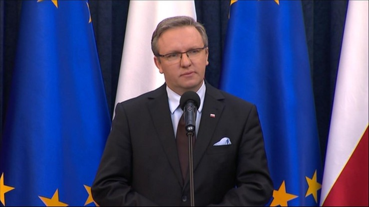 Szczerski: w pierwszym półroczu najważniejszym wydarzeniem będzie szczyt NATO