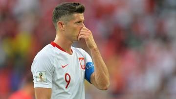 Pierwszy mecz Polaków na mundialu w Rosji. Polska-Senegal 1:2