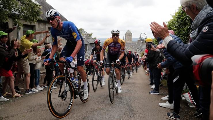 Tour de France: Potężna kraksa na pierwszym etapie. Wszystko przez bezmyślność fanki