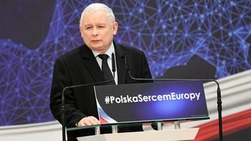 Kaczyński: PiS dokona takiej implementacji dyrektywy o prawie autorskim, że wolność będzie zachowana
