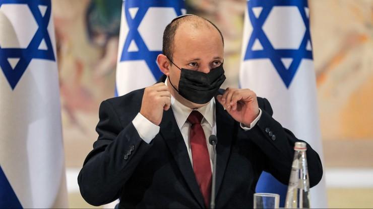 Izrael z większymi obostrzeniami. Coraz więcej przypadków zakażeń wariantem Delta