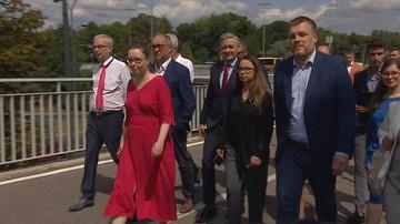 """""""Jedynki"""" Lewicy w wyborach do Sejmu"""