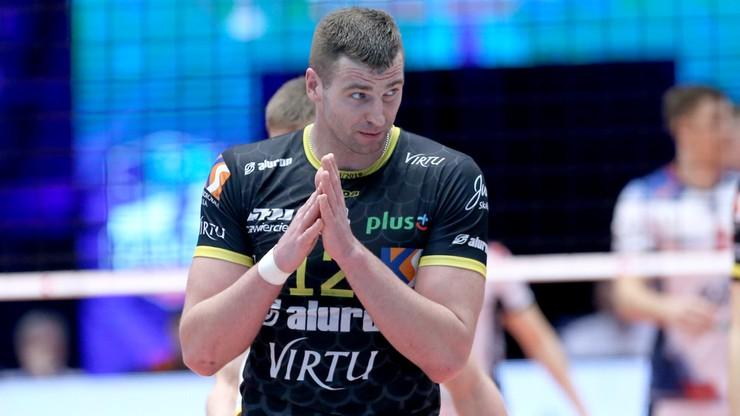 Grzegorz Bociek: Aluron Virtu CMC Zawiercie chce walczyć o medale