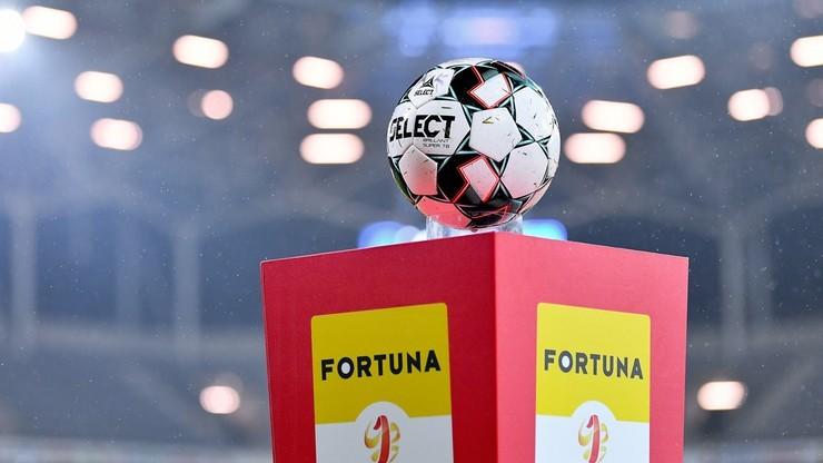Fortuna 1 Liga: Dwa mecze przełożone na inny termin