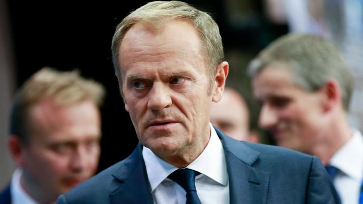 Tusk: jest szansa na zamknięcie szlaku migracyjnego do Włoch