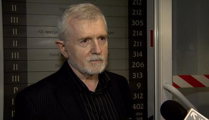 Cezary Morawski wrócił do pracy w Teatrze Polskim po zwolnieniu lekarskim