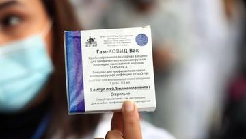 Media: rosyjska szczepionka ma być produkowana w Niemczech