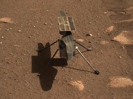 Pierwszy lot helikopterem na Marsie przesunięty. NASA podała powód