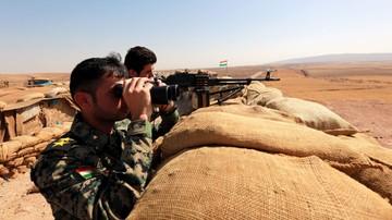 Wyszkoleni przez Turków żołnierze mają pomóc wygrać z Państwem Islamskim