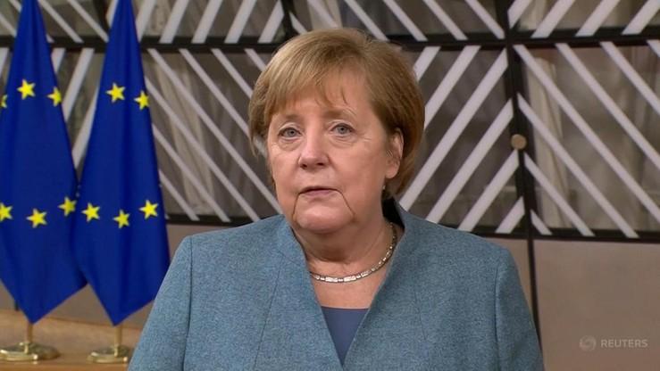 Merkel: Niemcy ciężko pracowały, by znaleźć rozwiązanie obaw Polski i Węgier