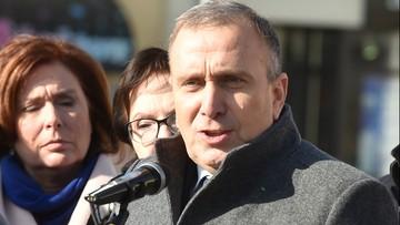 """""""Metropolia śląska ma sens"""". Schetyna zapowiada, że PO poprze projekt ustawy, jeśli """"będzie sensowny"""""""
