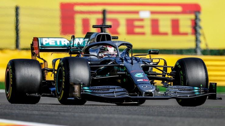 Formuła 1: Wypadek Hamiltona na trzecim treningu w Belgii