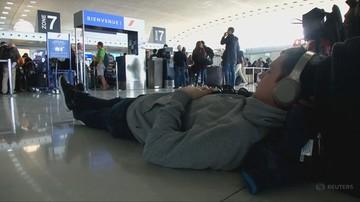 Strajk płacowy pracowników Air France. Anulowano prawie 25 proc. lotów