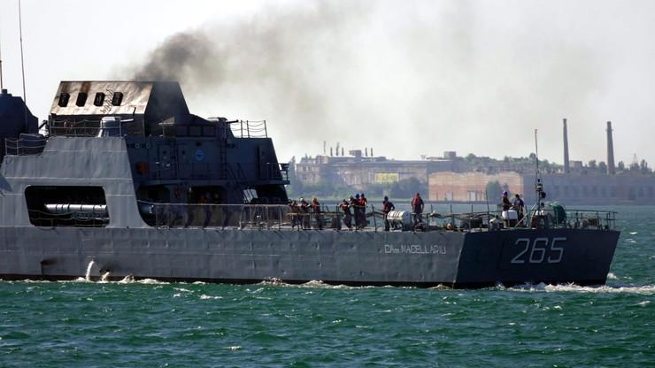 Ukraina: rosyjscy hakerzy zaatakowali stronę marynarki wojennej