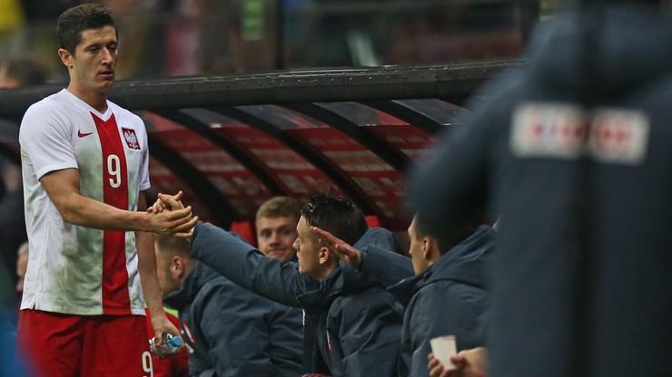 CF: Lewandowski w kadrze na ławce?