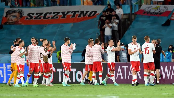 Euro 2020: Po remisie z Hiszpanią szanse Polaków na awans wzrosły czterokrotnie