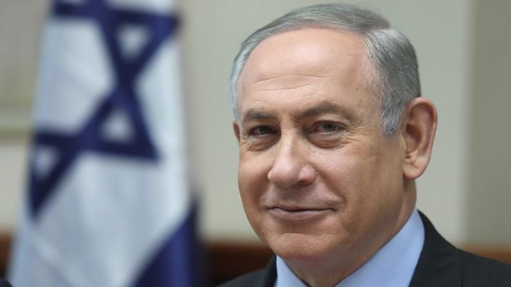 Premier Izraela przyznał, że uczestniczył w tajnym szczycie ws. Bliskiego Wschodu