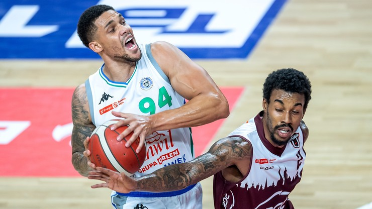 Magazyn Energa Basket Ligi: Nerwy we Włocławku, Strahinja bez strachu