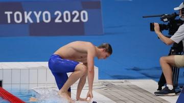 Tokio 2020. Jakub Majerski: Brak medalu bardzo nie boli, ale cieszy kolejny rekord