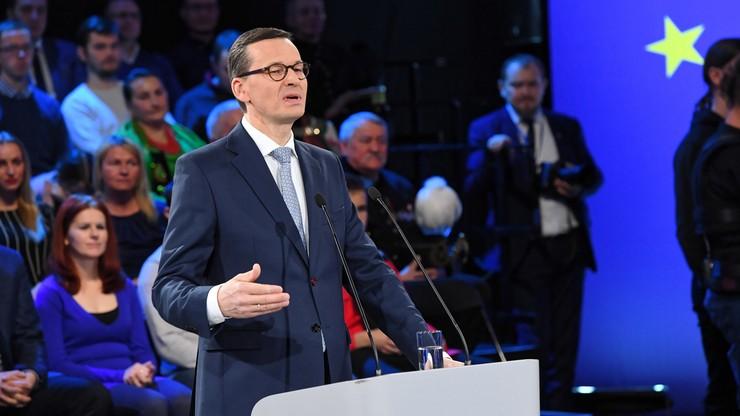 """""""Wypełniliśmy nasze zobowiązania; zapraszamy opozycję do współpracy"""""""