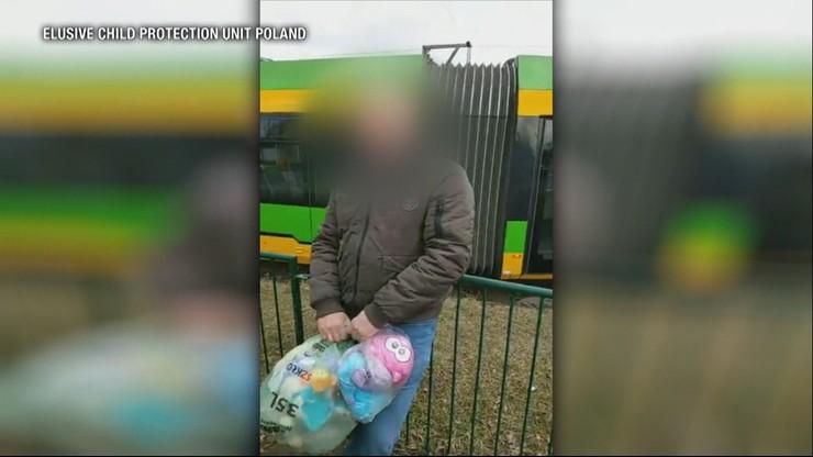 Poznań. Umówił się na spacer z 12-latką. Łowcy pedofilów transmitowali zatrzymanie w internecie