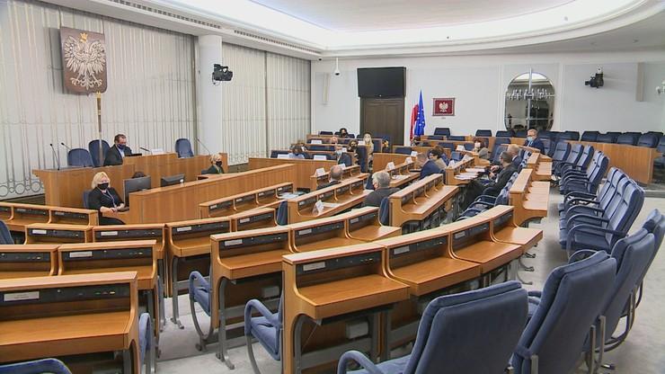 Senat o uchwale ws. budżetu Unii Europejskiej
