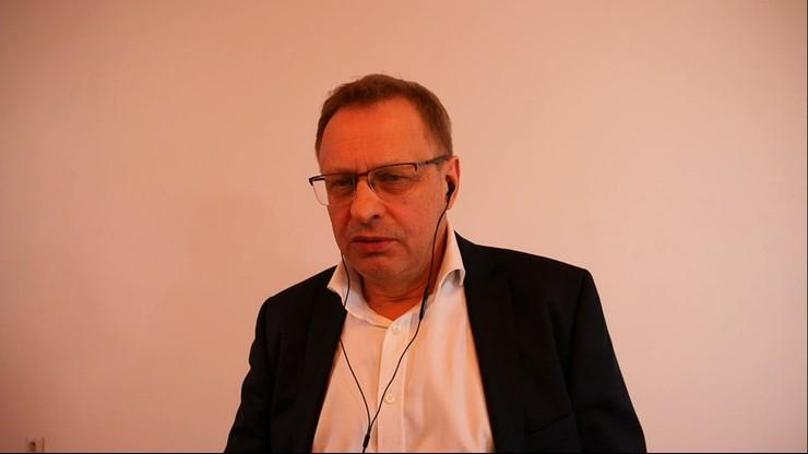Dr Bodnar o amantadynie: od października apelowałem do ministerstwa o badania kliniczne