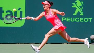 WTA w Miami: Azarenka rywalką Radwańskiej w 1/8 finału