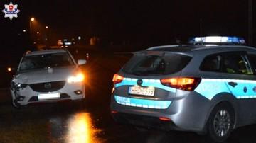 15-latki szły poboczem drogi. Jedną z nich śmiertelnie potrącił samochód