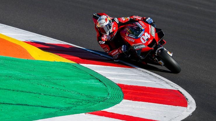 GP Doha: Zemsta Ducati. Kliknij i oglądaj!