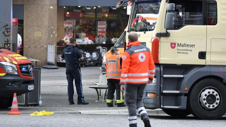 """Niemcy. Atak nożownika. Znaleziono """"materiały propagandowe islamistów"""""""