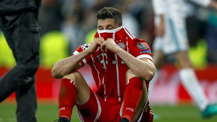 """Niemieckie media uderzają w """"Lewego""""! """"Bayern potrzebuje snajpera światowej klasy"""""""