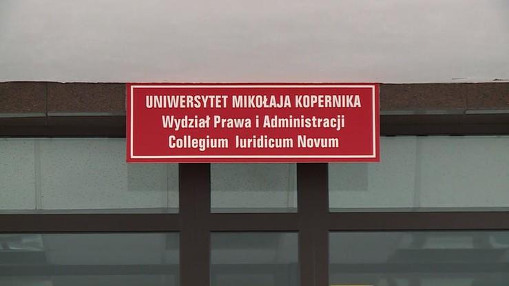 Prof. Morawski zrezygnował z bycia promotorem doktoranta z UMK