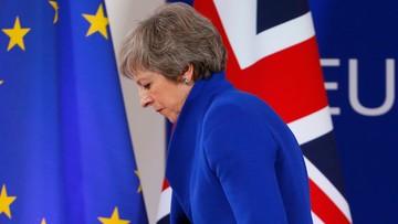 Theresa May przełożyła głosowanie ws. Brexitu