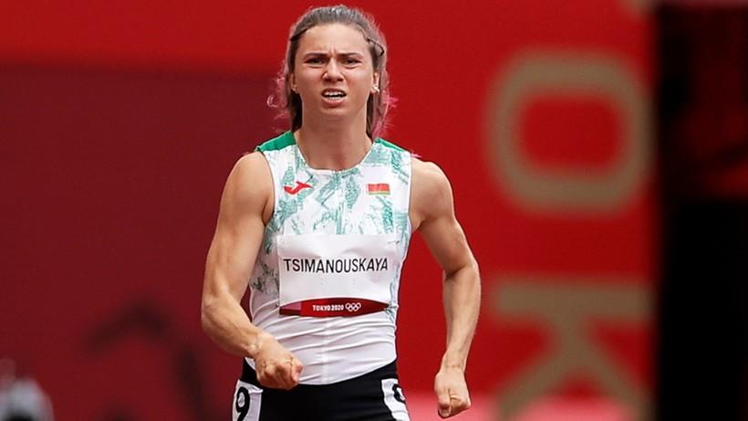 Tokio 2020: Kryscina Cimanouska odsunięta od IO. Sportowy sąd arbitrażowy utrzymał decyzję