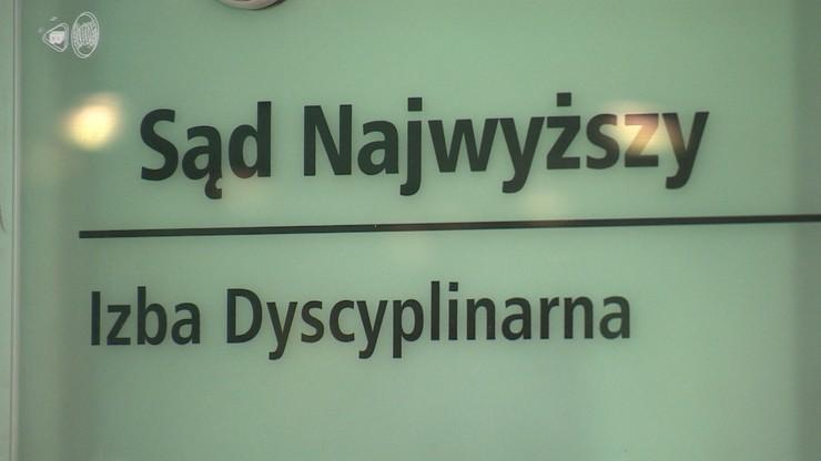 Izba Dyscyplinarna SN uchyliła immunitet sędziemu Markowi Pietruszyńskiemu