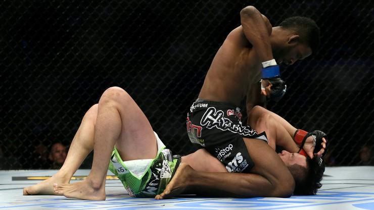 UFC Fight Night: Chiesa - Magny. Gdzie obejrzeć transmisję?