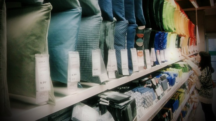 Nowe obostrzenia objęły sklepy meblowe. Zmiany od soboty