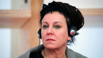 Olga Tokarczuk: mam zaufanie do mechanizmów demokracji