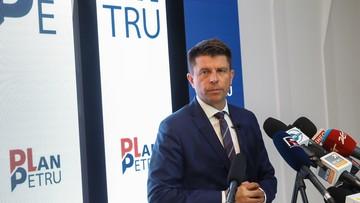 Sejmowa komisja za uchyleniem immunitetu Petru. Wąsik oskarża go o pomówienie