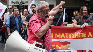Grecja: kolejne grupy zawodowe dołączyły do strajku generalnego