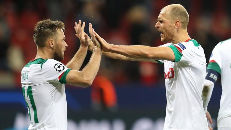 Piłkarz Lokomotiwu nie chce wracać do Rosji